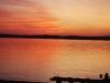 Nice Sunset at Brown\'s Resort (north of Atikokan)