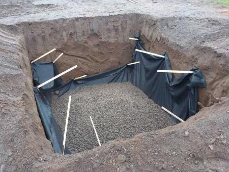 Excavation for Pier